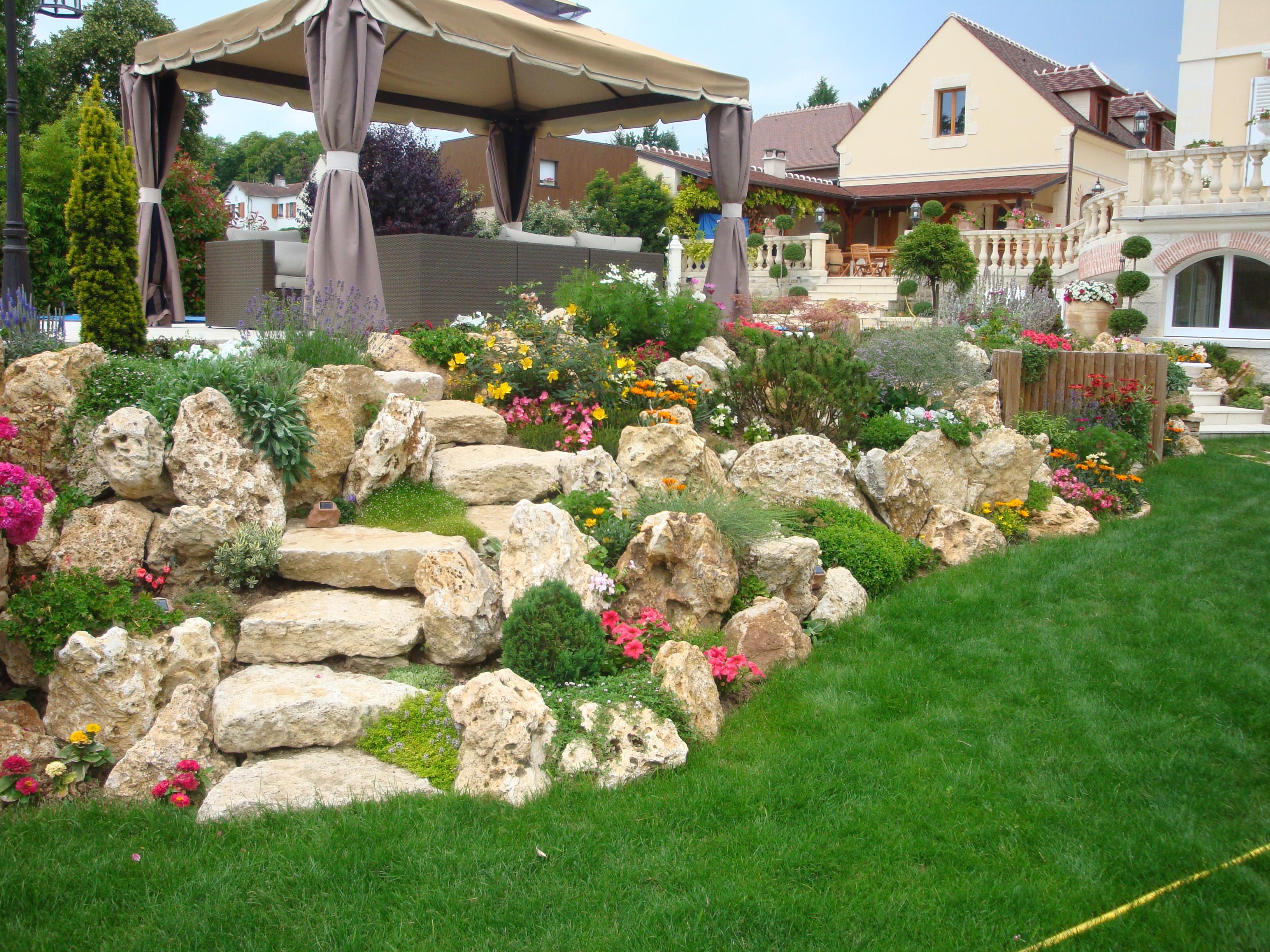 Parcs Et Jardins Pouguet Paysagiste A Magny En Vexin 95